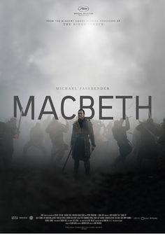 Macbeth Movie Poster 2015