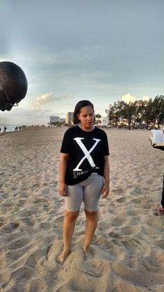 Baptism on the beach