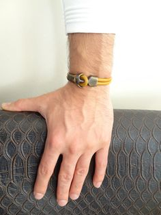 Excited to share the latest addition to my #etsy shop: Men Antique Brass, Antique Jewelry, Bracelets For Men, Leather Bracelets, Men's Jewelry, Fathers Day Gifts, Leather Men, Camel, Gifts For Her