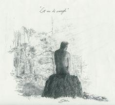 """Jamie Fraser - """"Let me be enough"""" by Outlander FanART, via Flickr"""