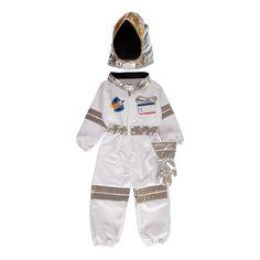 Melissa & Doug Costume d'astronaute Blanc