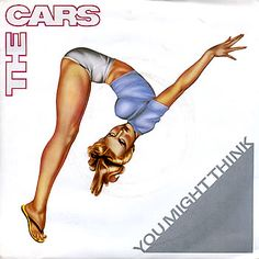 The Cars 45 RPM Cover https://www.facebook.com/FromTheWaybackMachine