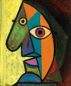 Portrait de Picasso (1938) - Dora Maar