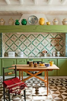 Ten Eclectic Kitchen Ideas That Are Out of This World