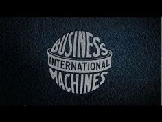 IBM Centennial Film: 100 X 100 - A century of achievements