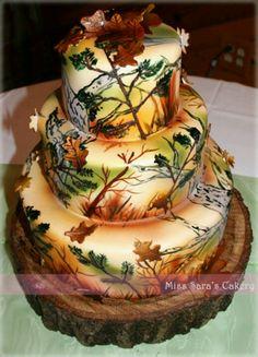 Camo wedding cakes – CAMO WEDDING GUIDE