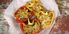Valmista Täytetyt paprikat tällä reseptillä. Helposti parasta! Cauliflower, Stuffed Peppers, Vegetables, Koti, Recipes, Cauliflowers, Stuffed Pepper, Vegetable Recipes, Stuffed Sweet Peppers