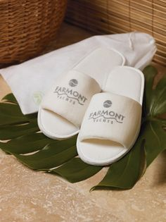 a40acc3506 Our luxuriously soft Velour Slippers will recall spa days and a sensation  of all cares melting away. These comfortable slippers go with any of our  robes and ...
