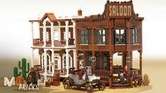 LEGO® CUUSOO Modular Western Town