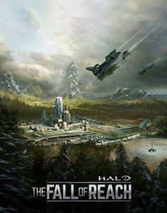 The entire 2015 animated movie adapted from the original book, Halo: The Fall of Reach. Halo: The Fall of Reach the Animated series was created and directed . The Fall Of Reach, 343 Industries, Halo Reach, Far Future, Halo 5, Super Soldier, Animation Series, The Covenant, Futuristic