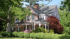 The Beaufort House Inn Bed and Breakfast Asheville North Carolina