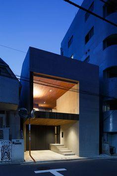 FRAME by APOLLO Architects & Associates Co., Ltd