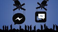 Το #Facebook εξαναγκάζει τους Android και iOS χρήστες να εγκαταστήσουν το Messenger για chat! - #SocialMedia #SocialNetworks