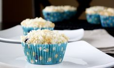 BEST BLUEBERRY MUFFINS EVER  (ahem Jana!!!)  Browned Butter Blueberry Muffins ~JF