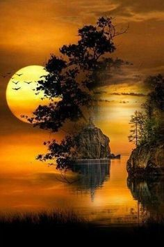 67 ideas for mother nature photography beauty water Beautiful Moon, Beautiful World, Beautiful Images, Nature Pictures, Cool Pictures, Landscape Photography, Nature Photography, Landscape Pics, Amazing Photography