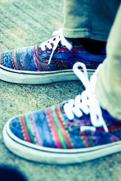 I really would like some vans because I have wanted them for about two years.