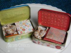 Second Chances by Susan: Emergency Purse Kits