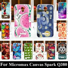 Solf tpu silicona case para micromax canvas spark q380 teléfono móvil cubierta de la bolsa del teléfono móvil de vivienda de shell de la piel de la máscara libre