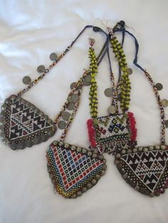 Love these boho pieces w/ a summer dress or jeans...