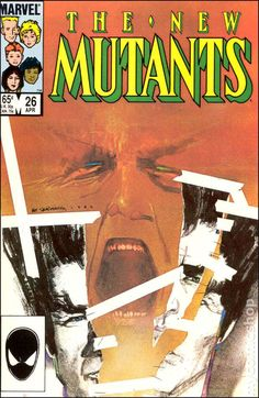 New Mutants (1983 1st Series) 26