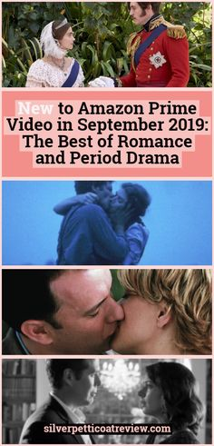 New to Amazon Prime Video in September 2019: The Best of Romance and Period Drama. From Victoria season 3 to You've Got Mail and more! #perioddramas #romance #primevideo #streaming #list #amazonprimevideo #romanticcomedies #romanticmovies #westerns #classicfilms Period Romance Movies, Romance Movies Best, Romantic Movies, Amazon Prime Shows, Amazon Prime Video, New Movies On Amazon, Hallmark Christmas Movies, Drama Memes, About Time Movie