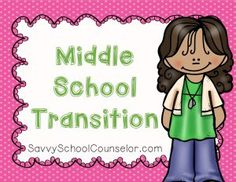 Middle School Transition #school #counseling,middle #school #transition http://vermont.nef2.com/middle-school-transition-school-counselingmiddle-school-transition/  # My school counseling lesson for 5th grade this week is all about transitioning to middle school. I really enjoy talking with my 5th grade friends about going to 6th grade. There are many things they are excited to experience, but there are also some things they are unsure about. This lesson simply serves as a time to discuss…
