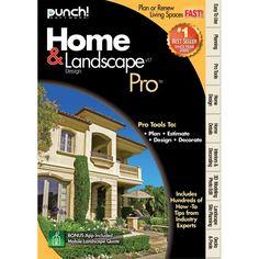Punch Home Landscape Design Pro V17 Download