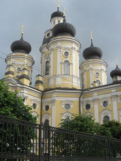 St. Petersburg, Russia: Vladimirsky Cathedral