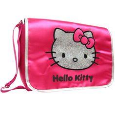 HELLO KITTY™ Kid's Messenger Bag, perfect for my twins!! #SearsMomBTS