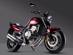 2008 Honda CBF600