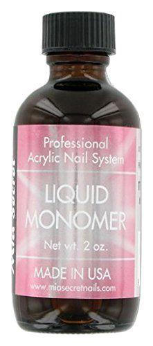 Low odor non, yellow formula. Made in USA. Nail Repair, Acrylic Nails, Usa, Amazon, Yellow, Link, How To Make, Image, Beauty