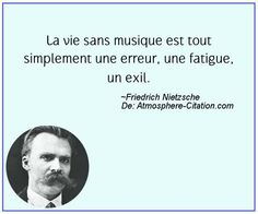 Friedrich Nietzsche, Affirmations Positives, French Language Learning, Beautiful Words, Fatigue, Sentences, Philosophy, Quotations, Poetry