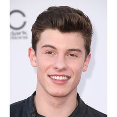 Men's Hairstyles Formal TheHairStyler.com ❤ liked on Polyvore featuring people, hair and shawn mendes
