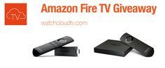 Win the New Amazon Fire TV