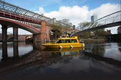 WAXI – Manchester Water Taxis