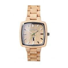 """""""Impression"""" Pionieruhr für """"Ihn"""" - Ahornholz Square Watch, Austria, Watches, Accessories, Design, Wrist Watches, Wristwatches, Tag Watches, Watch"""