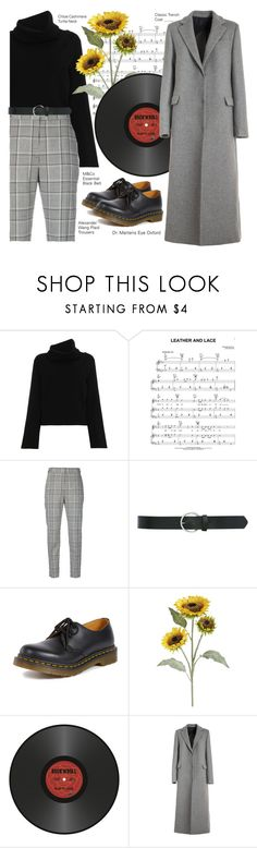 """IV OF SPADES: Unique"" by acgongora ❤ liked on Polyvore featuring Chloé, Alexander Wang, M&Co, Dr. Martens, Pier 1 Imports, Pôdevache and MSGM"