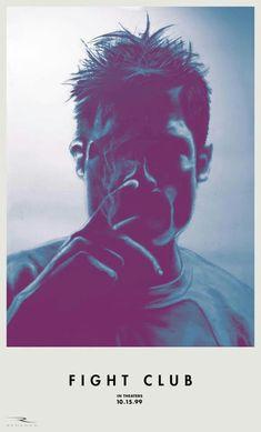 #FightClub - Tyler Durden