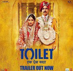 Toilet - Ek Prem Katha Official Trailer | Akshay Kumar, Bhumi Pednekar, Anupam Kher, Sana Khan | Directed by Shree Narayan Singh | Movie Releasing on 11th August 2017. #ToiletEkPremKatha #AkshayKumar #BhumiPednekar #AnupamKher #SanaKhan #Viacom18MotionPictures #KriArjEntertainment #PlanCStudios #CapeOfGoodFilms