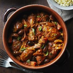 Recipes - Chicken Tagine With Leeks and Carrots - Chicken.ca