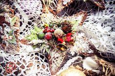 Christmas decorations by Natalya Loi