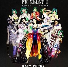 Katy Perry Prismatic World Tour Katy Perry Albums, Katy Perry Songs, Katy Perry Costume, Prismatic World Tour, Candy Costumes, Weird Fashion, Teenage Dream, Pop Singers, Cyber
