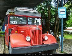 White Super Power 1952. Museo del Transporte (Caracas-Venezuela)