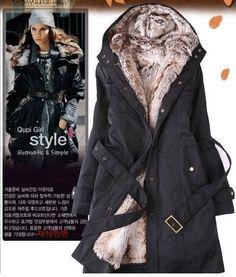 Warm Winter Coats JFDJ0x