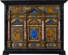 Manifattura veneziana Ultimo quarto del XVI s stipo monetiere..jpg