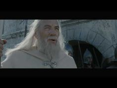 Lighting of the beacons .... single greatest moment from LOTR: Return of the King novel, and PJackson nailed it -