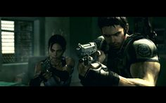 The Good, the Bad, and the Ugly of 'Resident Evil 5'