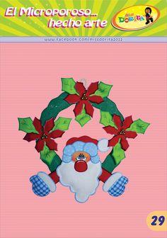 Hola a todos como comprenderan ultimamente estoy a full, pero no  deseo que eso interfiera en mis ganas de compartirles moldecitos, ahora  n... Felt Ornaments Patterns, Luigi, Yoshi, Bowser, Boy Or Girl, Barbie, Santa, Christmas, Fictional Characters
