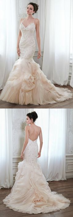 Maggie Sottero Yasmina ~ The Moderne Bridal, Cork. Appointments: 1800 855 835