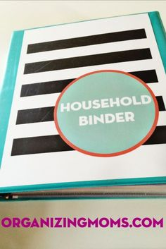 Put It All In a Binder  - CountryLiving.com